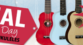 Advent calendar day 3: discounts on Puretone ukuleles