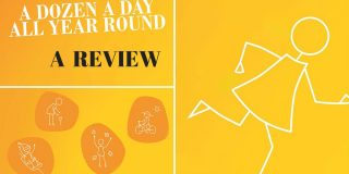 Guest Review: A Dozen A Day All Year Round, by Fiona Lau