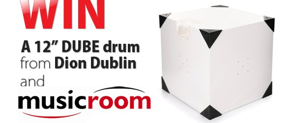 Win your own DUBE courtesy of Dion Dublin & Musicroom!