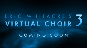 Eric Whitacre's Virtual Choir 3 set to be released this weekend