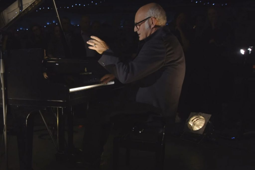 Ludovico Einaudi Dedicates A Composition To The Late Gavin Clark Titled: 'Song For Gavin'