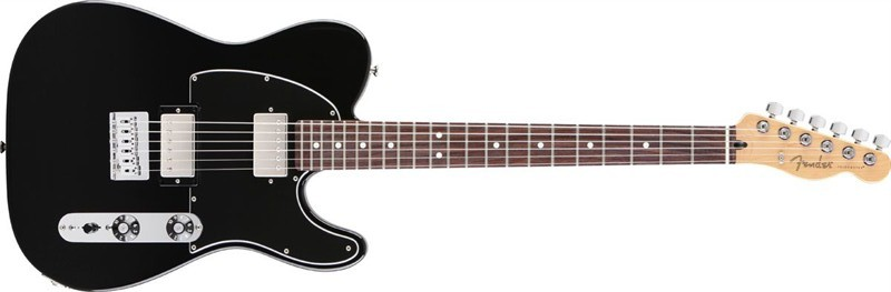 Win a Fender Blacktop HH Telecaster with Musicroom and Music Radar