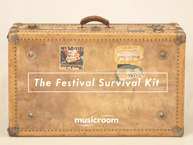 The Festival Survival Kit: 13 Essential Summer Items