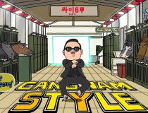 Click on the cover image above to check out 'Gangnam Style' for piano, vocal and guitar!