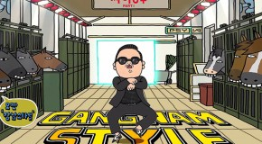 Psy's Gangnam Style now available for piano, vocal and guitar