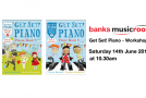 Banks Musicroom, York: Get Set! Piano – Workshop 2