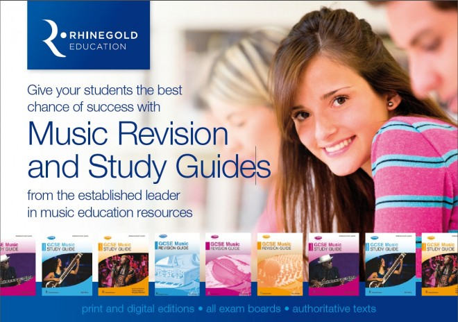New Rhinegold Education resources for 2016
