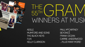 The music of the 2013 GRAMMY winners at Musicroom