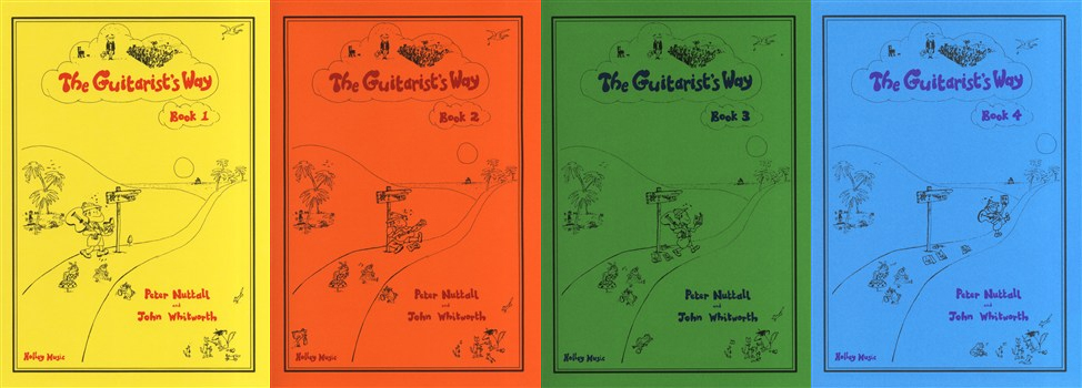 The Guitarist's Way Series