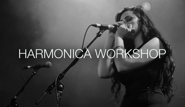Musicroom Dundee invites you to a harmonica workshop!