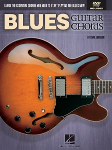 Blues Guitar Chords