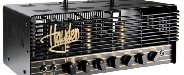 Hayden amps now come with a 5 year warranty