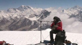 London man reclaims record for world's highest gig