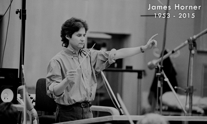 James Horner: 10 Of His Best Film Scores