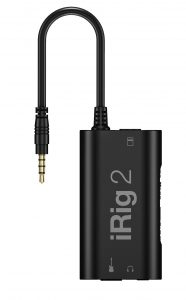 iRig2 Mobile Guitar Interface, by IK Multimedia
