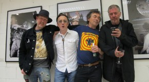 Cummins, Slattery and Tilton exhibit at The Stone Roses: The Third Coming