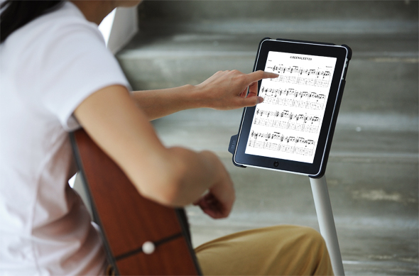The Musicroom iPad App Returns: Bigger, Better & Faster Than Ever