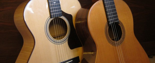 A classical guitarist's relationship with steel strings