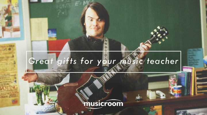 10 Great Gifts For Your Music Teacher