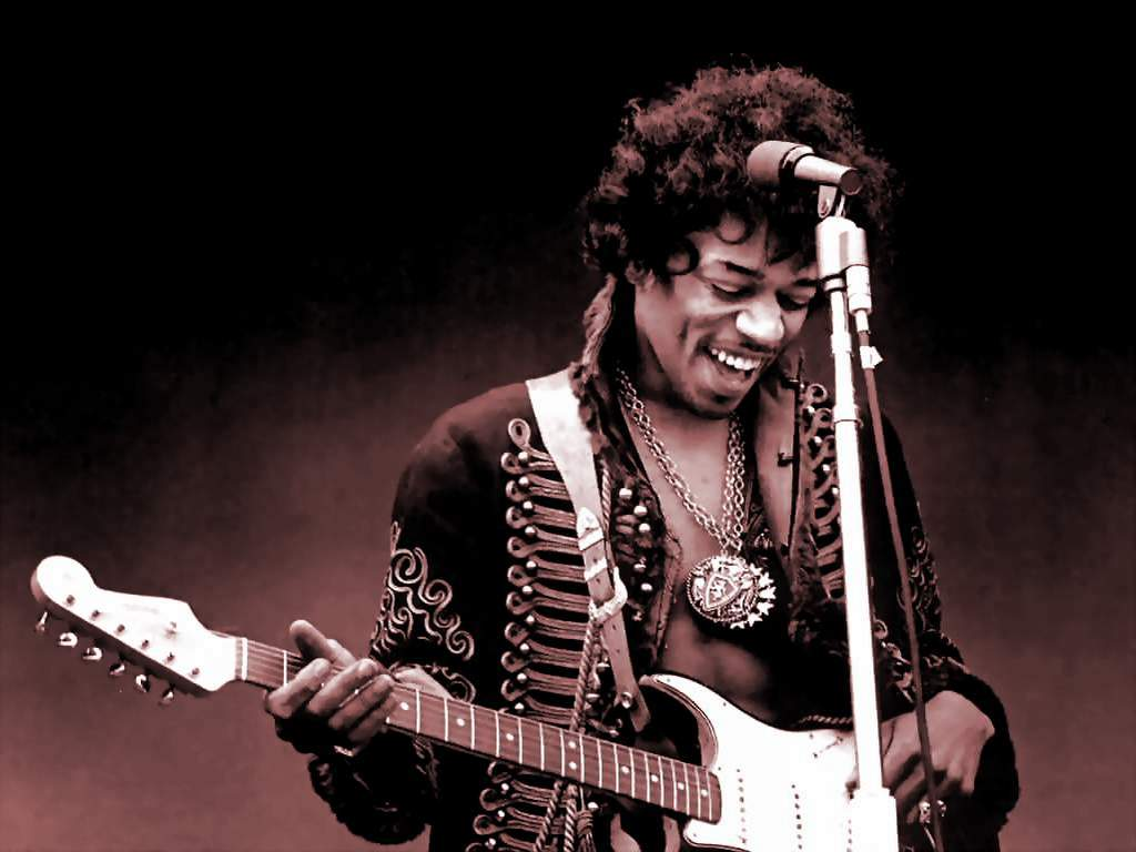 Jimi Hendrix named greatest guitarist of all time