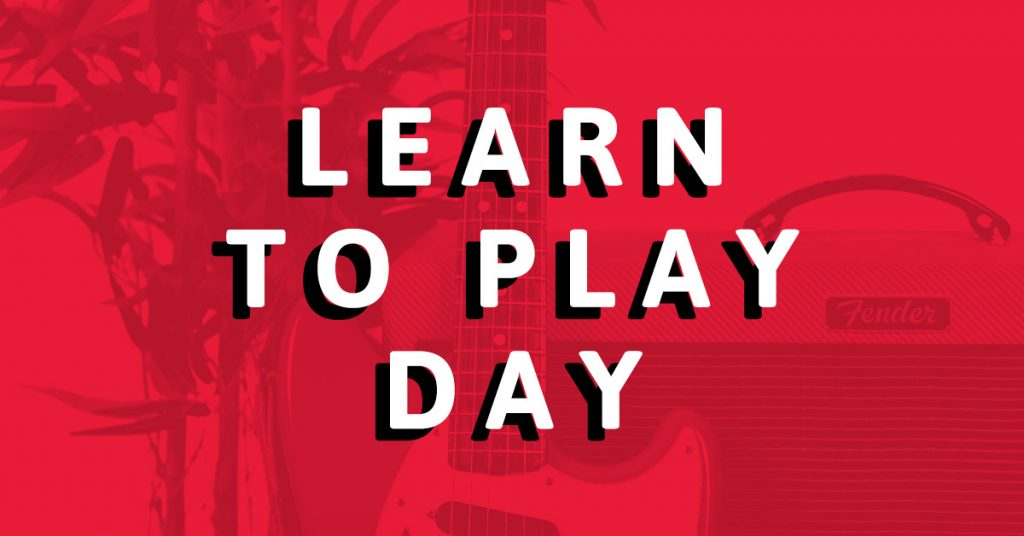 Learn To Play Day with Musicroom