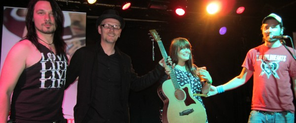 Leigh Mary Stokes wins Musicroom Acoustic Showcase Final