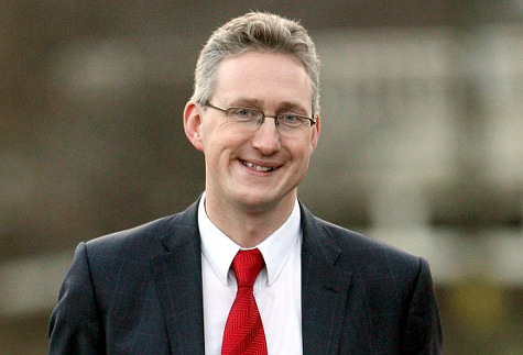 Forget Elton John and Robert Downey Jr! Lembit Opik mimes along to London indie band's new single!