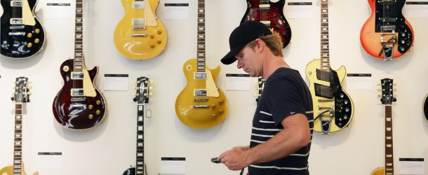 Les Paul's personal collection sold off in epic auction