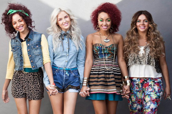 Little Mix win The X Factor