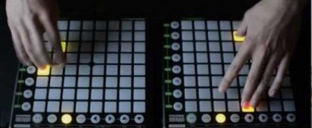 M4SONIC turns two Launchpads into one incredible electronica performance