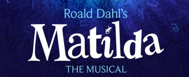 The official Matilda The Musical songbook is out now