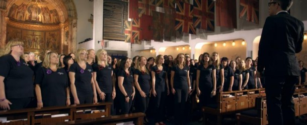 "Military Wives release ""Stronger  Together"" video"