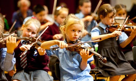 Government launches music education plan