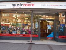 Musicroom Exeter - Sheet Music and Instrument Store