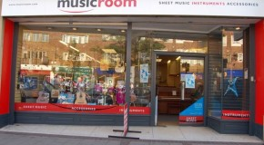 Final January price drop on sheet music and instruments at Musicroom Exeter