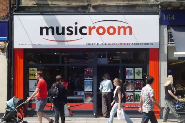 ABRSM teacher's evening at Musicroom Lincoln