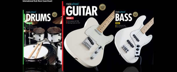 Win a Fender Telecaster, Fender Jazz bass & Mapex Saturn Snare Courtesy of Rockschool