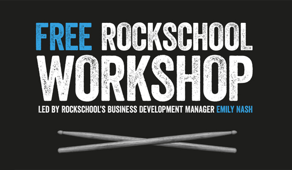 Musicroom & Rockschool team up for another great workshop