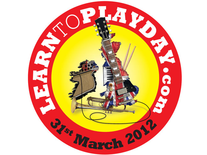 Learn To Play Day 2012: Book your free guitar lesson now!