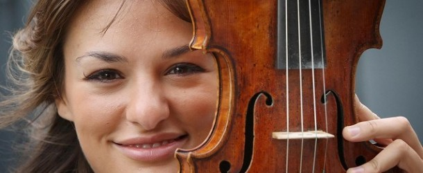 Nicola Benedetti says children need to play music not follow celebrities