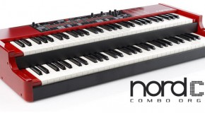 Nord C2 combo organs in demand at Musicroom.com