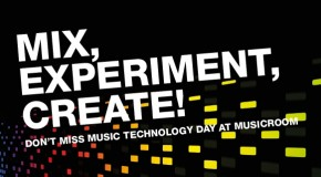 Get creative with music technology at Nottingham Music Tech Day