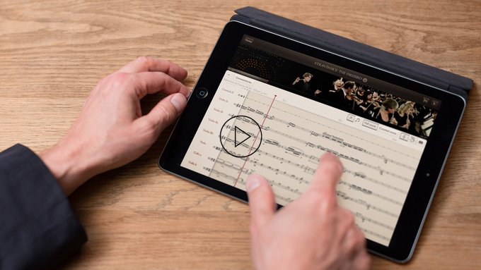 Music Sales' Orchestra App impresses Apple!