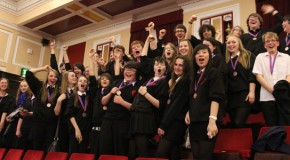 Longbenton Community College named Tyneside's best choir