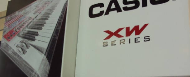 New Casio XW Series Synthesizers now available at Musicroom Bristol