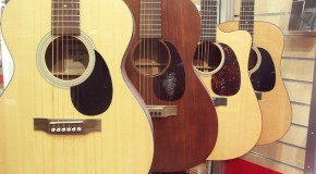 Martin guitars reviewed and in-stock at Musicroom Bristol