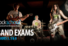 Learn and earn grades as a band with Rockschool Band Exams