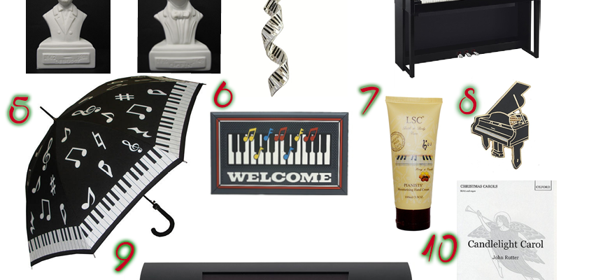 Strike A Chord: The Top 10 Gift Guide For Pianists