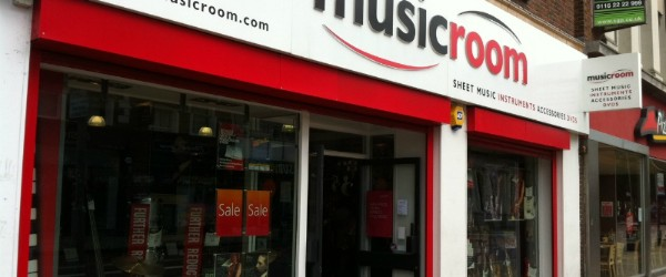 Reductions on strings and woodwind at Musicroom Portsmouth