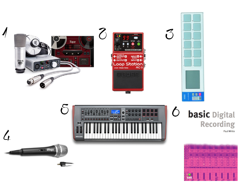Producer Gift Guide